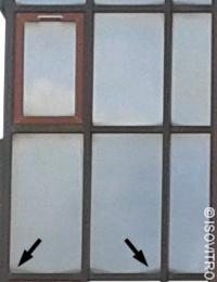Vieillissement de la métallisation et ternissement du verre